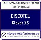 Top Prepaidtarif mit 100 MB und 100 Minuten - clever-telefonieren.de