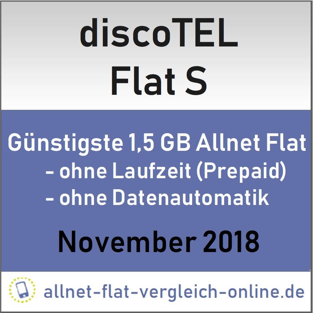 discoTEL Flat S