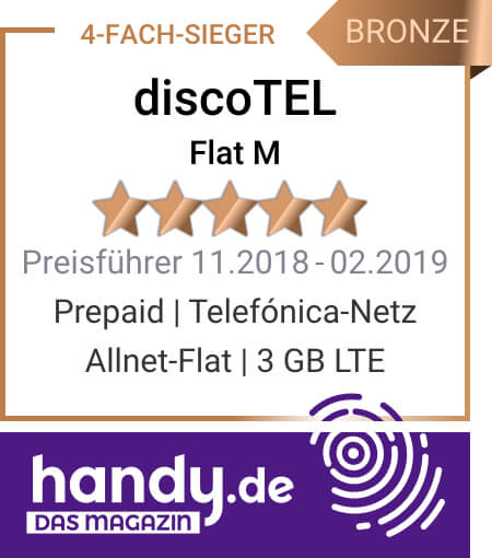 discoTEL Flat M