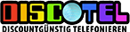 discoTEL Logo